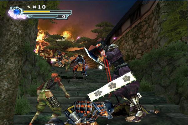 鬼武者3游戏截图
