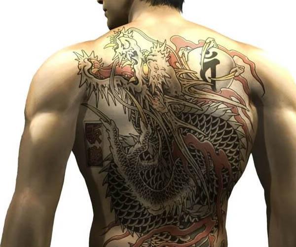 3(零 刺青之声):rei kurosawa   tekken(铁拳):jin   yakuza(如龙)