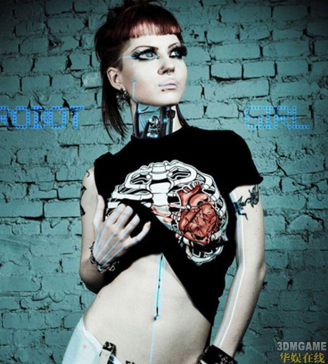 点评最性感的女机器人
