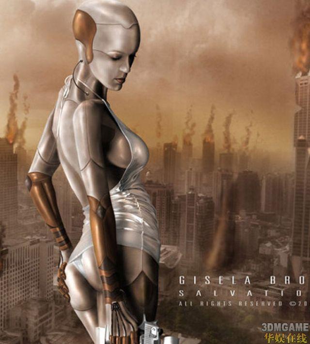 点评最性感的女机器人 多图 飞翔单机游戏网