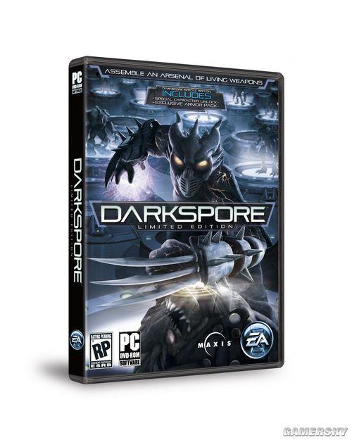 《黑暗孢子》发售时间公布 将于愚人节上市