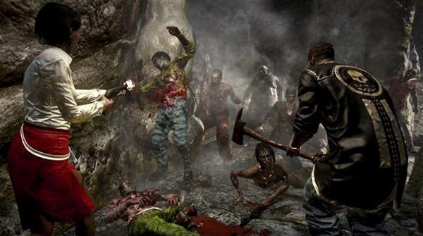 死亡岛游戏截图