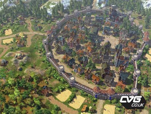该版本将包含游戏本体和至今为止发布的可下载内容。此外,黄金版将包含原来在第三款DLC包中的战役和剧情:Rise of the Rebellion、Shadow Over Tandria工人物语7。作为该版本内含的内容,诸如Tower of Tandria变乱地点、Pacifist Economist、Ascetic胜利点数、Order of Knights和Infernal Mines等经济修建物也可以在游戏中使用。具体内容是:除游戏本体外,还包罗Battle of Tanholm、Tempest Tai