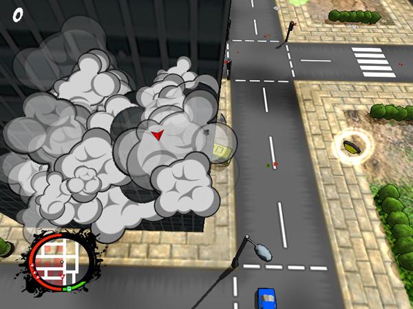 城市巴士下载_汽车游戏下载玩家驾驶巴士就是为了破坏图片