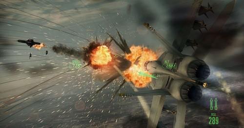 是整个皇牌空战游戏系列的第12部作品