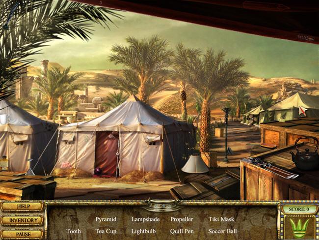 浪漫七大奇迹之金字塔是一款解迷类的休闲游戏。游戏你将会探索埃及金字塔这迷。 浪漫七大奇迹之金字塔讲述在曾经的旧王国,国王Amenhotep四世在位的第四年,女王Nefertiti享有前所未有的权力,相当于当时的法老。但是,在国王的统治的第14年,Nefertiti女王的所有记录都消失了,所以你需要帮助他们找回失去的一切