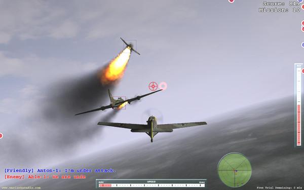 空中战斗天上打飞机_单机游戏下载基地