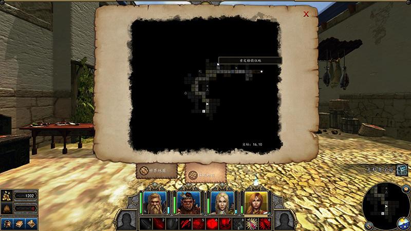 在魔法门10:传承中熟悉了游戏的基础数值系统后,就能创建好属于自己的队伍进入游戏了,游戏界面提供的基本功能如图下图,下面给大家详细介绍下魔法门10:传承游戏界面,希望对大家有所帮助。 补给代表了你可以休息恢复的次数,补给耗完就无法休息了。  角色和装备 该选项提供了检视角色基本能力和装备的功能。 可以在行李栏查看角色背包里的各种物品。  也可以在通过角色身上的装备栏位进行物品的查看和替换。  同时,可以在角色选项里查看角色的能力一览。 各分项的作用如图。 这里要特别提出的以下属性的作用: 普通格挡:这是一