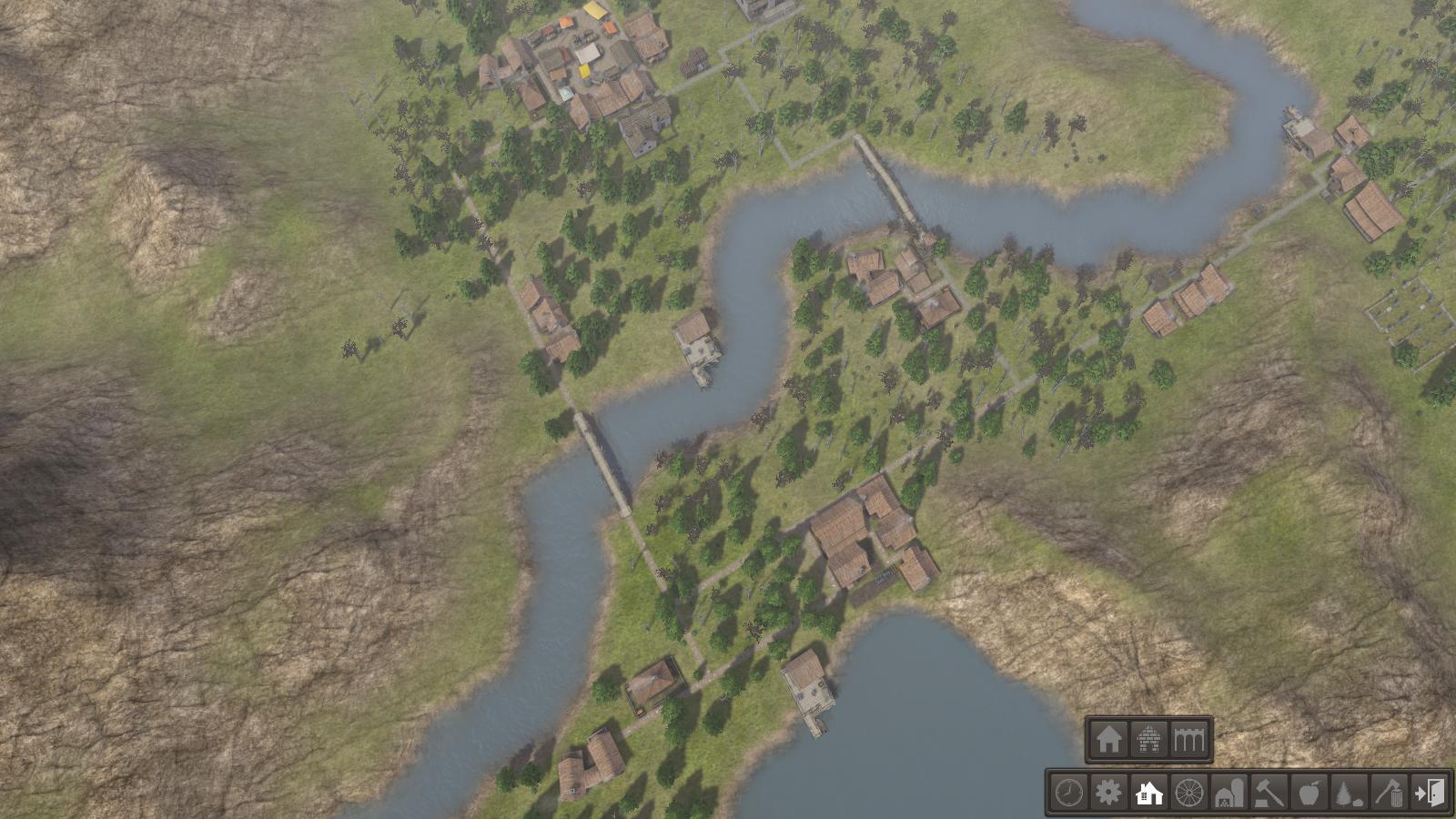 放逐之城规划图
