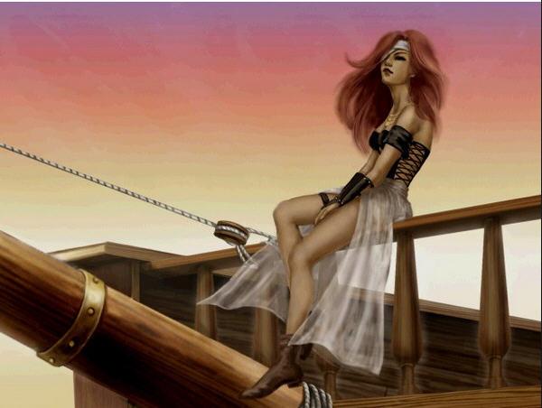 大航海时代4招收阿芝莎攻略