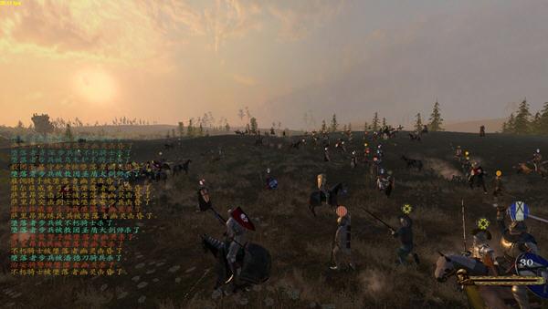 骑马与砍杀:潘德的预言NPC分封60式木兰剑