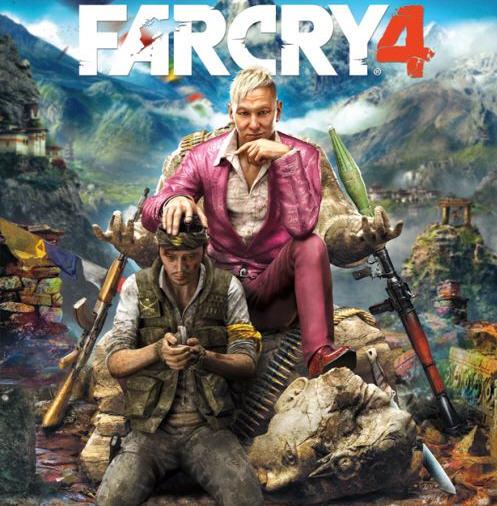 育碧回应《孤岛惊魂4》游戏封面的种族歧视问题