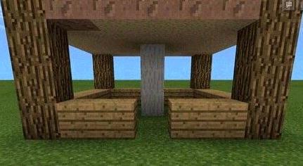 我的世界手机版蘑菇房子怎么建造
