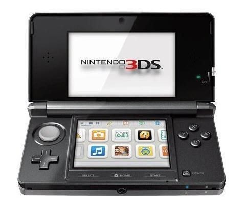 任天堂3DS占据2013年度英国游戏主机销量排