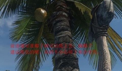 荒岛求生快速砍树划船bug玩法分享