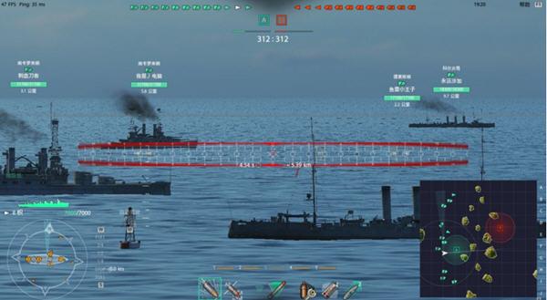 战舰世界0.5.1.1自制瞄准插件下载 辅助工具