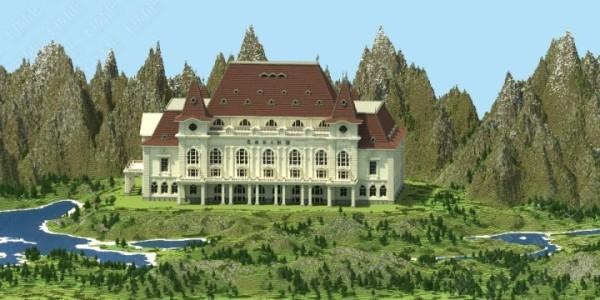 我的世界伯尔尼建筑系列赌场存档下载