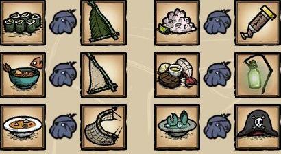 《玩具》饥荒dlc海难王及各金币兑换一览数黑斑章鱼翅膀图文覆羽带鸽子图片